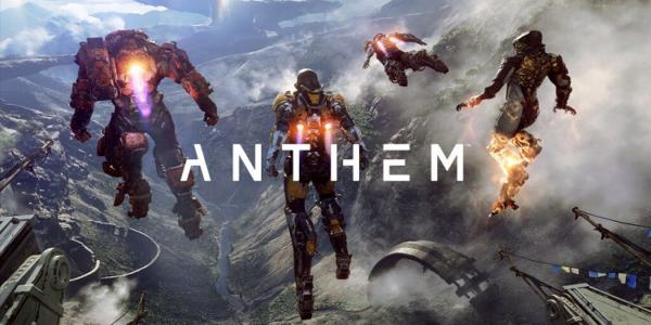 BioWare показала 30 минут игрового процесса Anthem (видео)