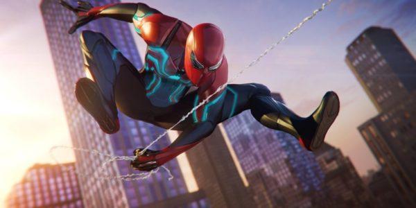 Геймеры столкнулись с забавными глитчами в Marvel's Spider-Man (видео)