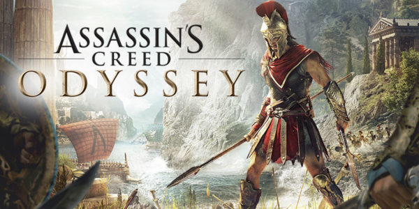 Ubisoft представила релизный трейлер Assassin's Creed: Odyssey (видео)