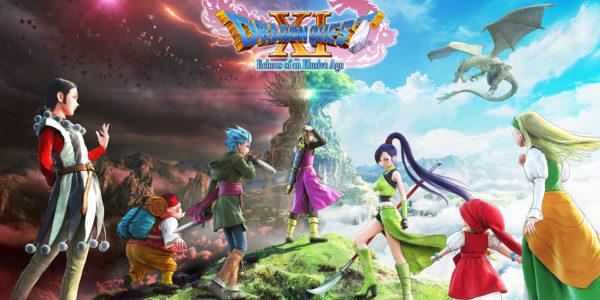 Релизный трейлер Dragon Quest 11 (видео)