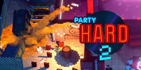 Новый трейлер Party Hard 2. Демо уже доступно (видео)