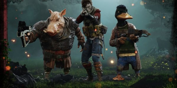20 минут геймплея Mutant Year Zero: Road to Eden (видео)