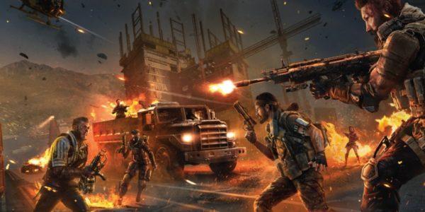 Activision и Treyarch опубликовали трейлер новой карты для Call of Duty: Black Ops 4 (видео)