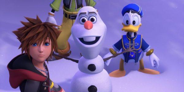 Смотрим релизный трейлер Kingdom Hearts 3 (видео)