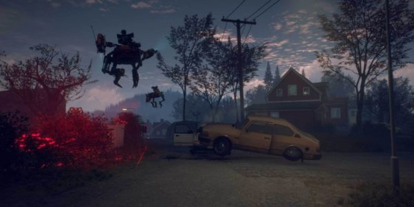 Смотрим час геймплея Generation Zero. Это новая игра студии Avalanche, авторов Just Cause 4 (видео)