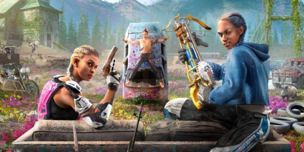 Ubisoft показала трейлер Far Cry New Dawn с живыми актерами (видео)