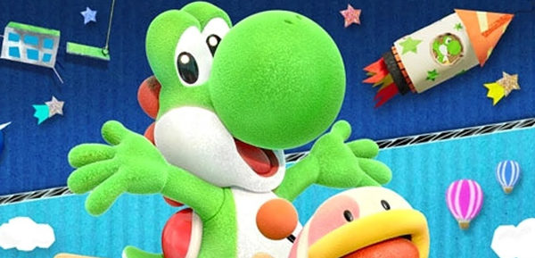 Nintendo презентовала сюжетный трейлер Yoshi's Crafted World и назвала дату релиза проекта