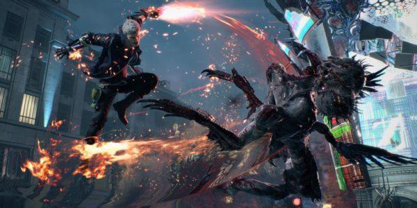 В новых трейлерах Devil May Cry 5 показали боевые умения Данте и Неро (видео)