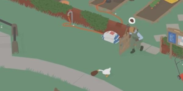 Смотрим 20 минут геймплея Untitled Goose Game (видео)