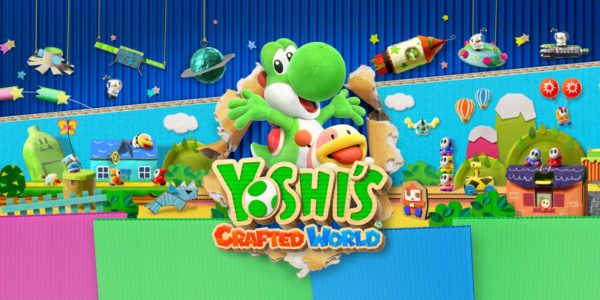 Nintendo представила релизный трейлер Yoshi's Crafted World (видео)