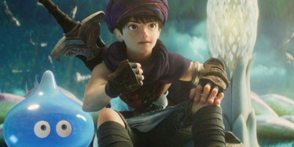Square Enix показала дебютный трейлер CG-фильма Dragon Quest: Your Story