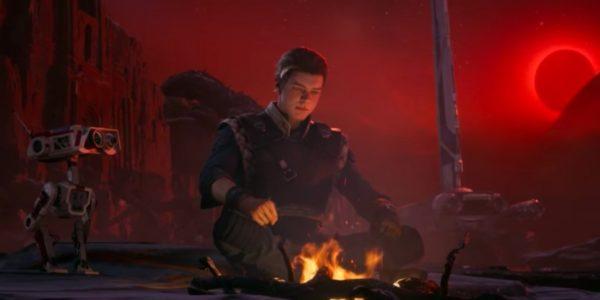 EA презентовала новый сюжетный трейлер-анонс Star Wars Jedi: Fallen Order