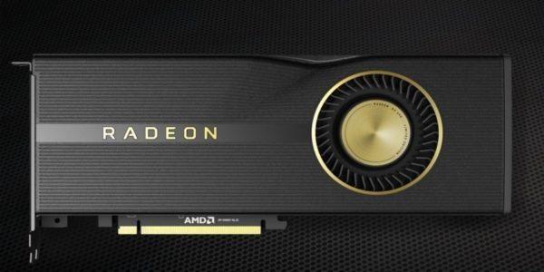Видеокарта AMD RX 5700 XT изначально называлась иначе