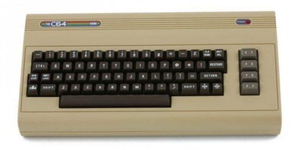 В декабре выйдет полноразмерный клон Commodore 64