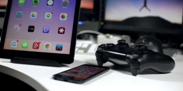 Поддержка геймпадов Xbox и PS4 превратит iPad в игровую консоль