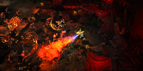 Bigben и Eko Software представили премьерный трейлер Warhammer: Chaosbane