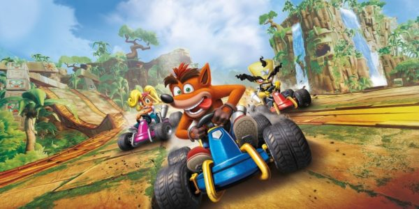 Digital Foundry провела технический анализ Crash Team Racing Nitro-Fueled на Switch