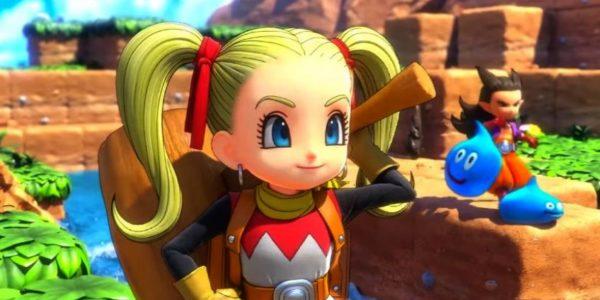 Вышла бесплатная демоверсия Dragon Quest Builders 2