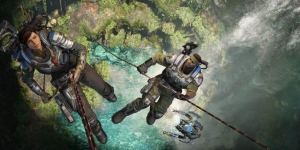 Авторы Gears 5 представили геймплейный ролик режима «Тренировочный лагерь»