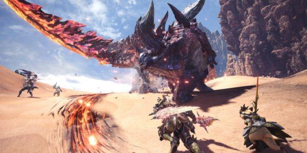 Новые разновидности монстров в трейлере Monster Hunter World: Iceborne (видео)