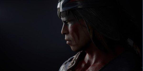 Эд Бун показал вступление Ночного Волка в Mortal Kombat 11