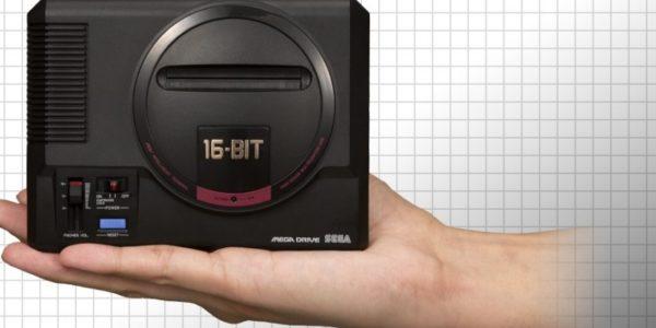 SEGA пришлось отложить европейский релиз SEGA Mega Drive Mini на две недели