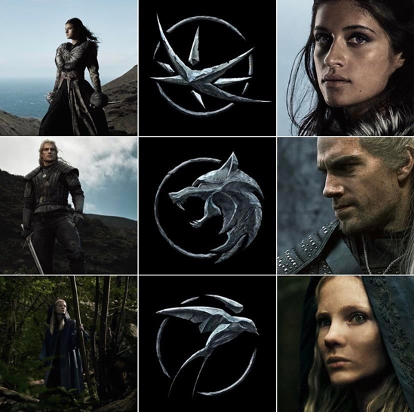 Теперь мы знаем, как будут выглядеть герои сериала «Ведьмак» от Netflix