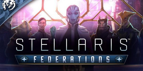 Stellaris: Federations - cюжетный трейлер и подробности релиза