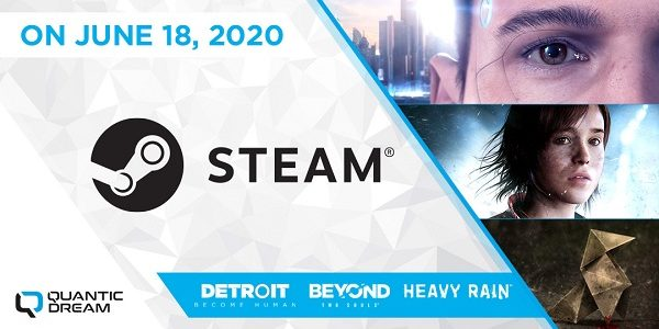 Detroit: Become Human, Beyond Two Souls и Heavy Rain скоро выйдут в Steam