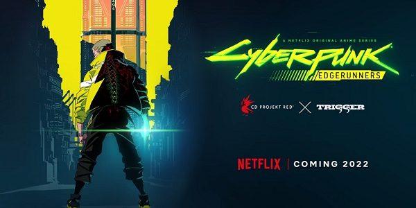 Сyberpunk: Edgerunners - аниме сериал по вселенной Cyberpunk 2077