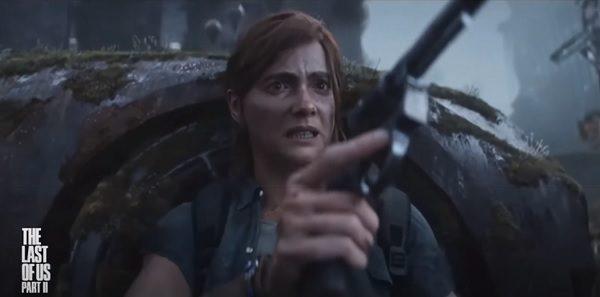 Рекламные ролики The Last of Us Part 2 на ТВ -  США и Европа