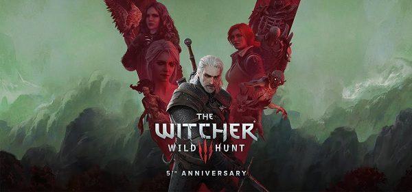 Юбилейная видео подборка по Witcher 3 - прекрасное, смешное, полезное
