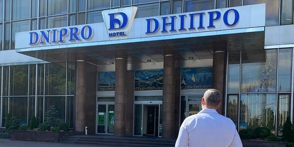 """Киевский отель """"Днепр"""" станет центром киберспорта - его новый собственник Александр Кохановский, основатель NaVi"""