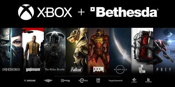 Xbox усилывается - Microsoft покупает Bethesda и id Software