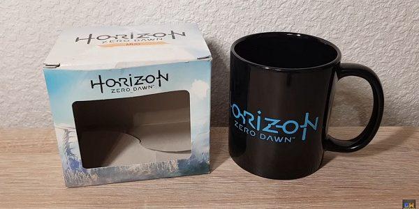 Видео обзор лицензионной чашки по Horizon Zero Dawn