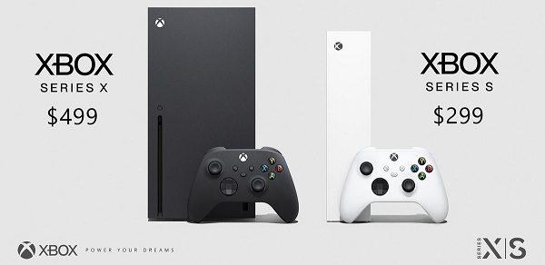 Сравнение характеристик консолей Xbox Series X и S