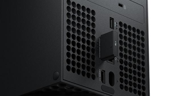 Что такое карта расширения памяти для Xbox Series X и S
