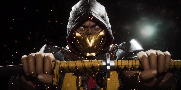 Эд Бун похвалился успехами Mortal Kombat 11