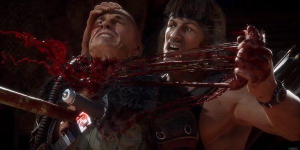 Рэмбо придет - порядок в Mortal Kombat 11 Ultimate наведет (геймплей)