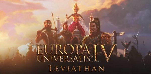 Europa Universalis 4: Leviathan - детали и трейлер анонса