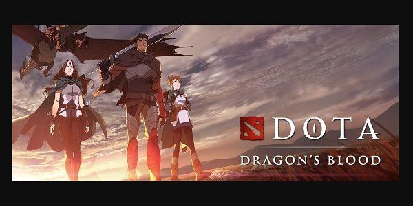 Netflix выпустит аниме по мотивам игры Dota 2 (тизер)
