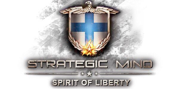 Strategic Mind: Spirit of Liberty - фінська історія спротиву