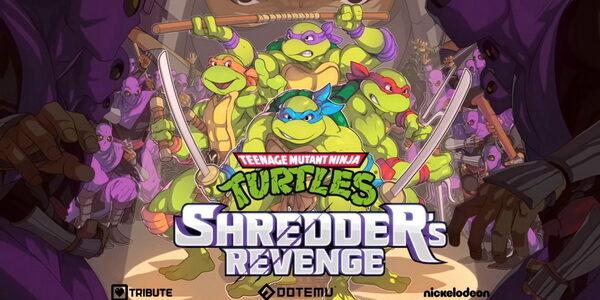 TMNT: Shredder's Revenge – классические черепашки-ниндзя возвращаются