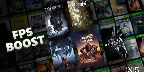 Как включить FPS Boost на Xbox Series X и список доступных игр