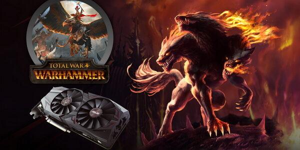 Тест и производительность GTX 1070 Ti в Total War: Warhammer (1440p)