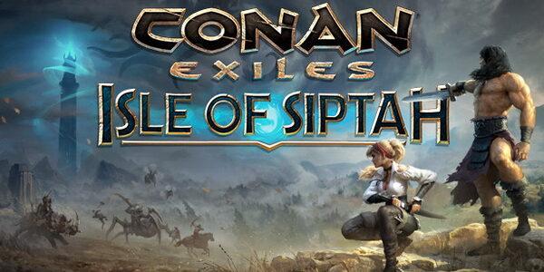 Дополнение Conan Exiles: Isle of Siptah - вышло из раннего доступа (видео)