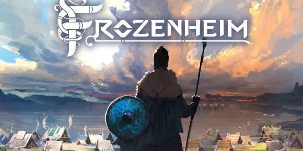 Градостроительная стратегия про викинговFrozenheimвышла в ранний доступ Steam