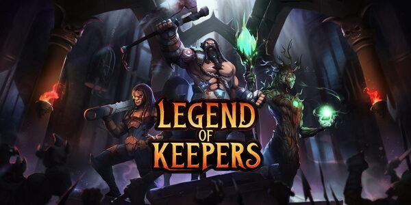 Рогалик наоборот - станьте хранителем подземелья в Legend of Keepers