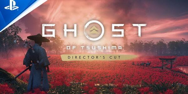 Анонс і подробиці PS5 версії Ghost of Tsushima Director's Cut (трейлер)
