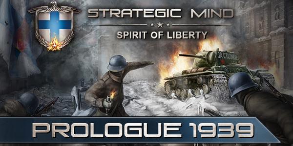 Анонсовано безкоштовний пролог Strategic Mind: Spirit of Liberty